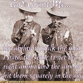 A Cowgirl's Prayer