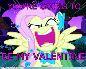 Happy Valentine's from Fluttershy