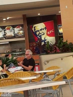 The Colonel WIN