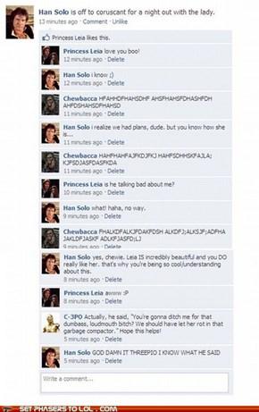 Damn It Threepio!