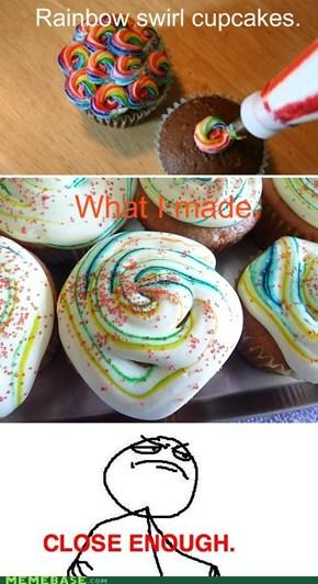 Mmmmmmm, Perfect Cupcakes