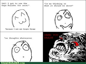 Curse My Thinking!