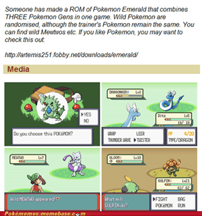 Three Gens in a single game.