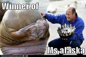 She's a Winner!