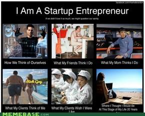 I Am A Startup Entrepreneur
