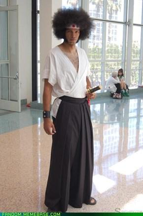 Sweet Afro, Samurai