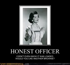 HONEST OFFICER