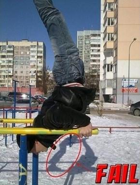 Impressive Stunt FAIL