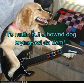 Da hownd dog song!