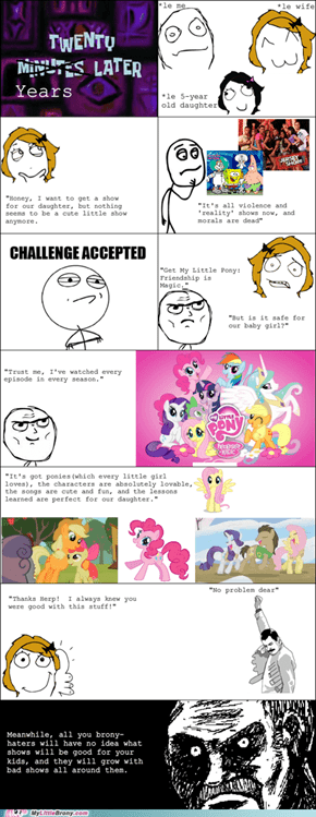 Bronies in the Future