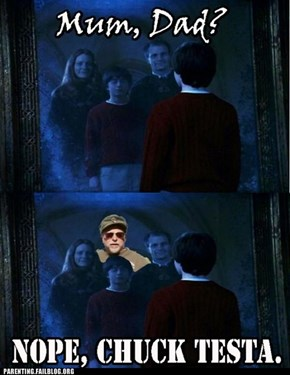 Harry's Greatest Desire