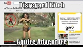 Disregard Bitch  Aquire Adventure