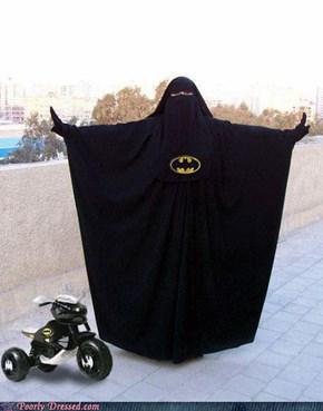 Bat-Burka