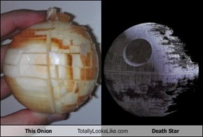 This Onion Totally Looks Like Death Star