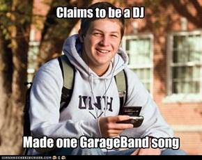 I got dem beats, bro.