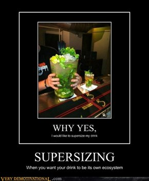 SUPERSIZING