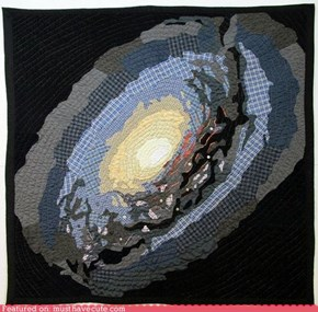Homestyle Black Hole Quilt
