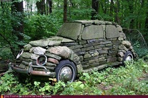 The Flintstone's Beetle