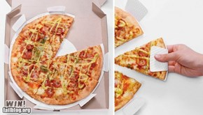 Pizza Box Design WIN