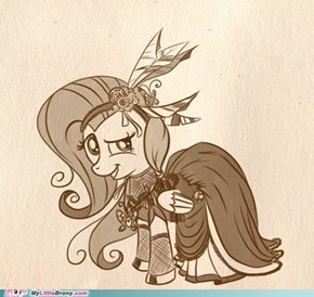Steam Punk Fluttershy