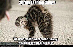 Spring Fashion Shows