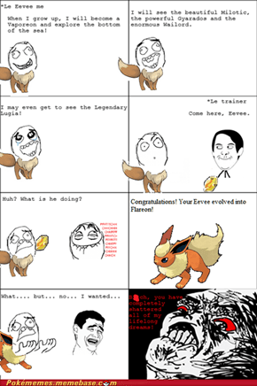 Give Eevee a Chance