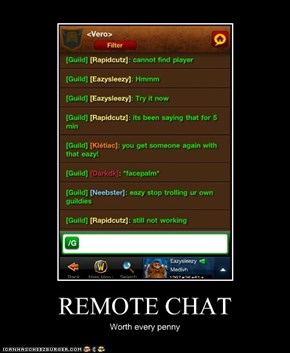 REMOTE CHAT