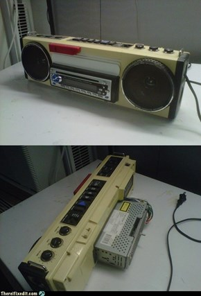 For That Great Car Sound!