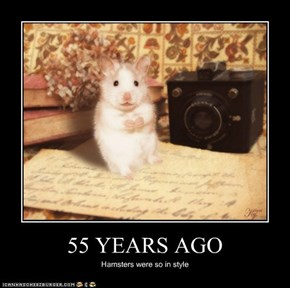 55 YEARS AGO
