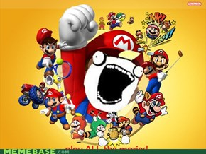 ALL the marios