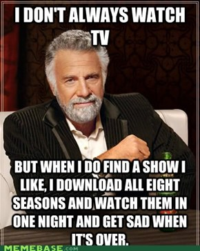 The Most Interesting Show at the Time