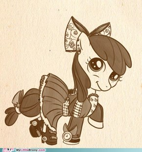 Steam Punk Applebloom