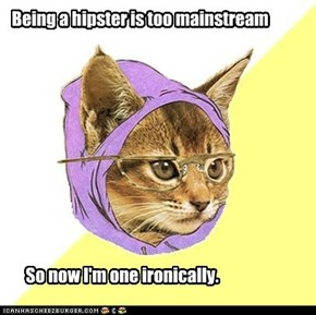 So the hipsterdom can continue