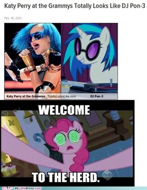 Katy Perry: Welcome to the Herd