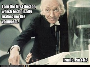 The Time Lord Conundrum