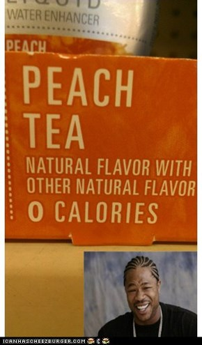 Yo Dawg, I Heard you like Natural Flavor