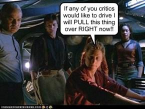 Back Seat Pilots