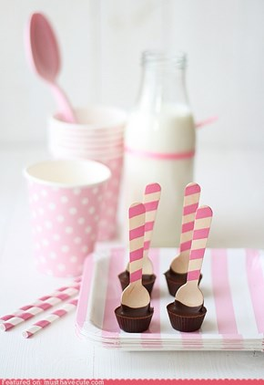 Epicute: Chocolate Spoons