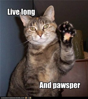 Live long & Pawsper