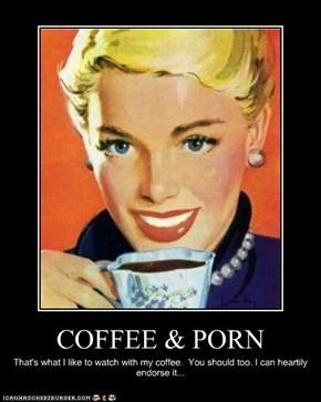 COFFEE & PORN