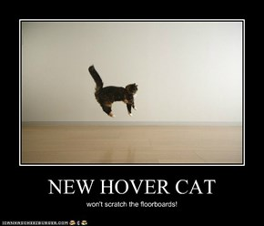 NEW HOVER CAT