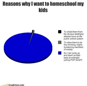 Reasons why I want to homeschool my kids