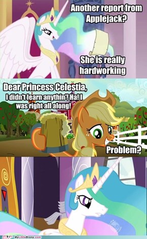 Princess Trollestia: A Taste Of Her Own Medicine