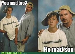 Y U Mad Tho?
