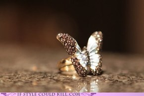 Ring of the Day: Butterfree