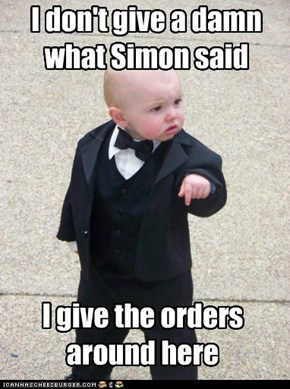 Simon Says NOTHING, Anymore