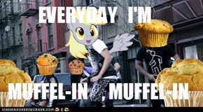 Meanwhile Inside Derpy's Head...