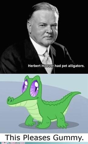 HERBERT HOOVER!!!!!!!