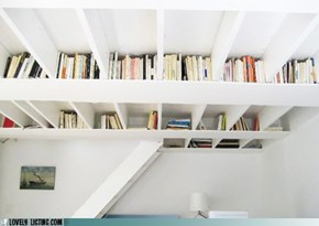 Your Daily Bookcase: Low Overhead