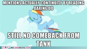 Rainbow Dash Logic